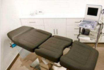 Consulta de ginecología en Ginetec Barcelona
